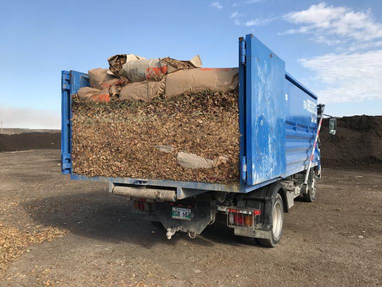 Winnipeg Bin & Dumpster Rentals by WinBins - 20 leaves