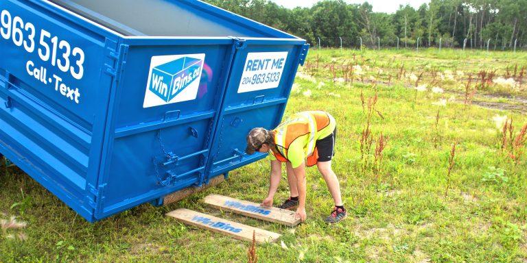 Winnipeg Bin & Dumpster Rentals by WinBins - 7